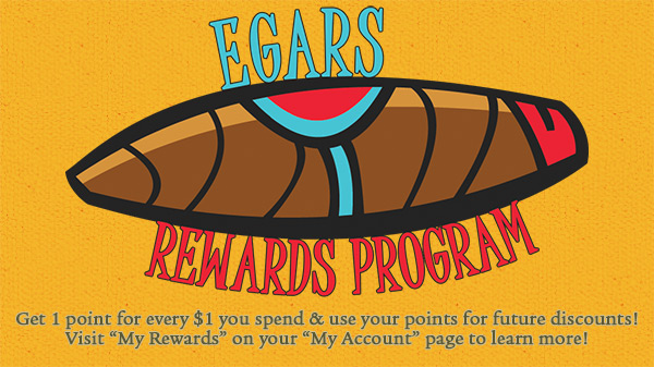 Egars Rewards Program!