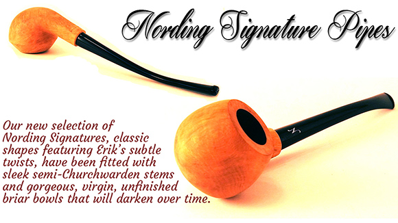Nording Signature Pipes