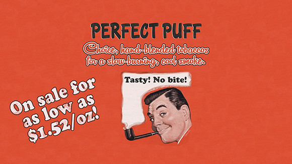 Perfect Puff Bulk Pipe Tobacco Sale!
